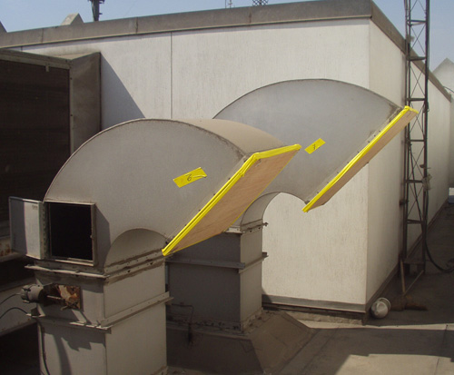 Commercial Air Intake : Lagus applied technology inc
